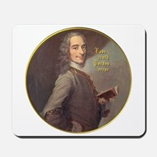 Voltaire Truth Mousepad