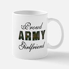 Proud Army Girlfriend Mug