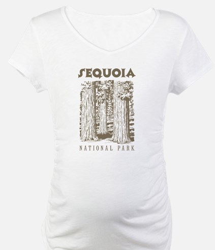 Sequoia National Park Trees Shirt