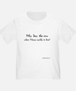 Why Buy the Cow - T
