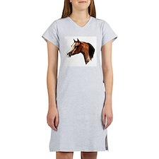 Arabian Horse Women's Nightshirt