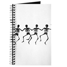 Dancing Skeletons Journal