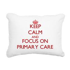 Cute Health care Rectangular Canvas Pillow