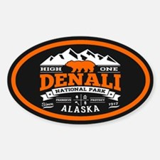 Denali Vintage Decal