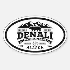 Denali Vintage Decal