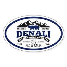Denali Vintage Bumper Stickers