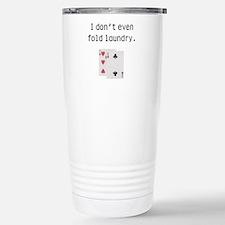 Cute Poker Travel Mug