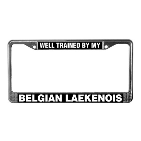 Well Trained By My Belgian Laekenois