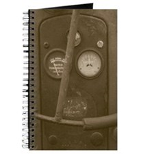 Behind the Wheel Journal