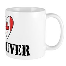 I Love Vancouver Mug