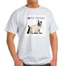 heartsiamese T-Shirt