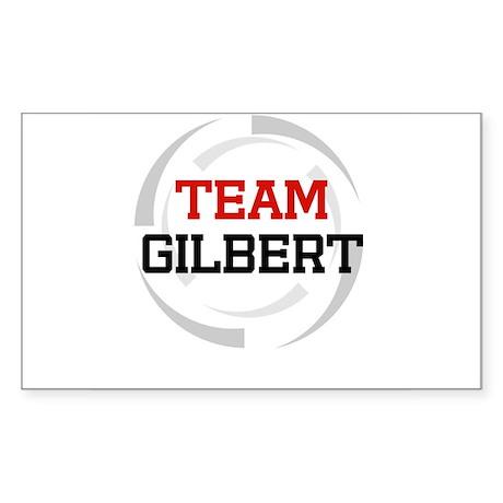 Gilbert Rectangle Sticker