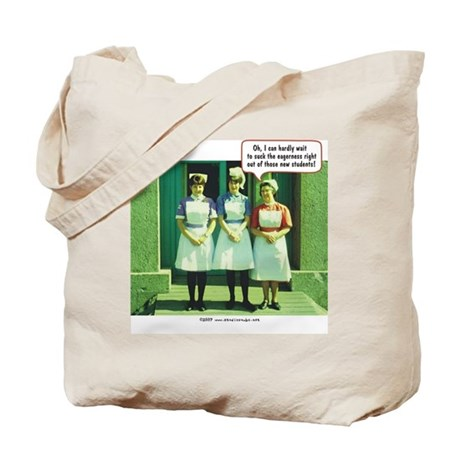 I Can Hardly Wait Tote Bag