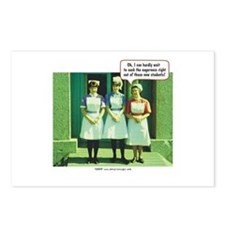 I Can Hardly Wait Postcards (Package of 8)