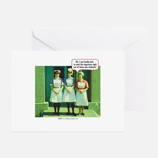 I Can Hardly Wait Greeting Cards (Pk of 10)