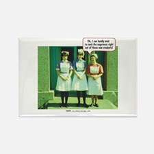 I Can Hardly Wait Rectangle Magnet (10 pack)