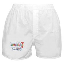 Cute Grandparent Boxer Shorts