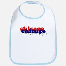 Chicago Wrigley Bib