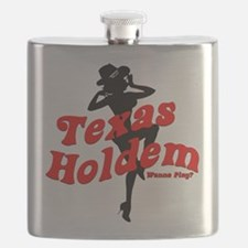 Cute Ace of hearts Flask