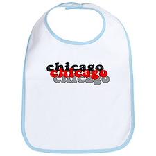 Chicago Bull Bib