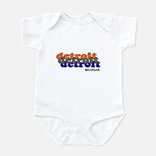 Detroit Tiger Infant Bodysuit