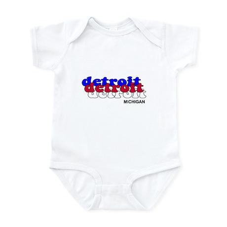 Detroit Piston Infant Bodysuit