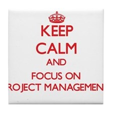 Management Tile Coaster