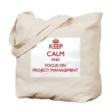 Cute Project management Tote Bag