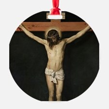Jesus Crucifiixion Ornament