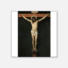 Jesus Crucifiixion Sticker