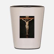 Jesus Crucifiixion Shot Glass