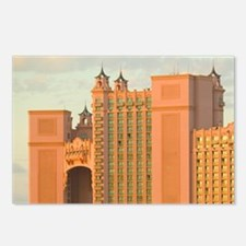 Nassau: Atlantis Resort & Postcards (Package of 8)