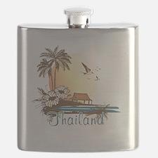 Thailand Tropical Flask