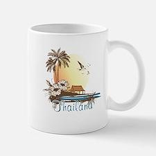 Thailand Tropical Mugs