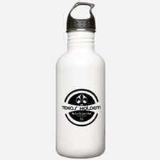 Cute Holdem Sports Water Bottle