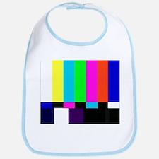 TV Bars Bib