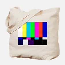 TV Bars Tote Bag