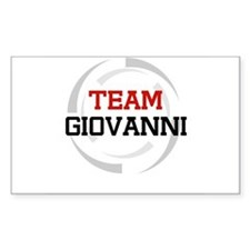 Giovanni Rectangle Decal