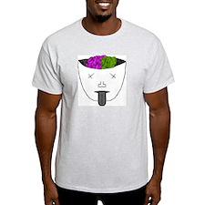 Power Tools Ash Grey T-Shirt