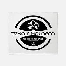 Unique Holdem Throw Blanket