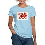 Dragon tattoo Women's Light T-Shirt