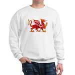 Dragon tattoo Sweatshirt