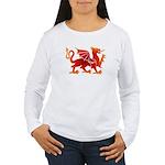 Dragon tattoo Women's Long Sleeve T-Shirt