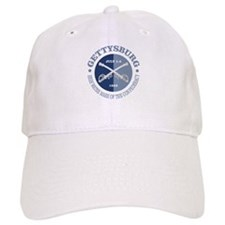 Gettysburg (battle) Baseball Baseball Baseball Cap