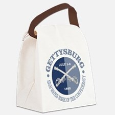 Gettysburg (battle) Canvas Lunch Bag