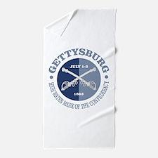 Gettysburg (battle) Beach Towel