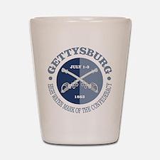 Gettysburg (battle) Shot Glass