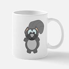 Cute Goofkins Gray Squirrel Mug