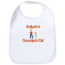 Aaliyah is Grandpa's Girl Bib