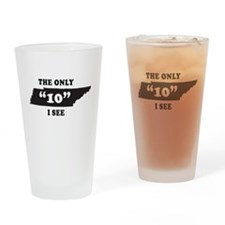 The only 10 I see Drinking Glass